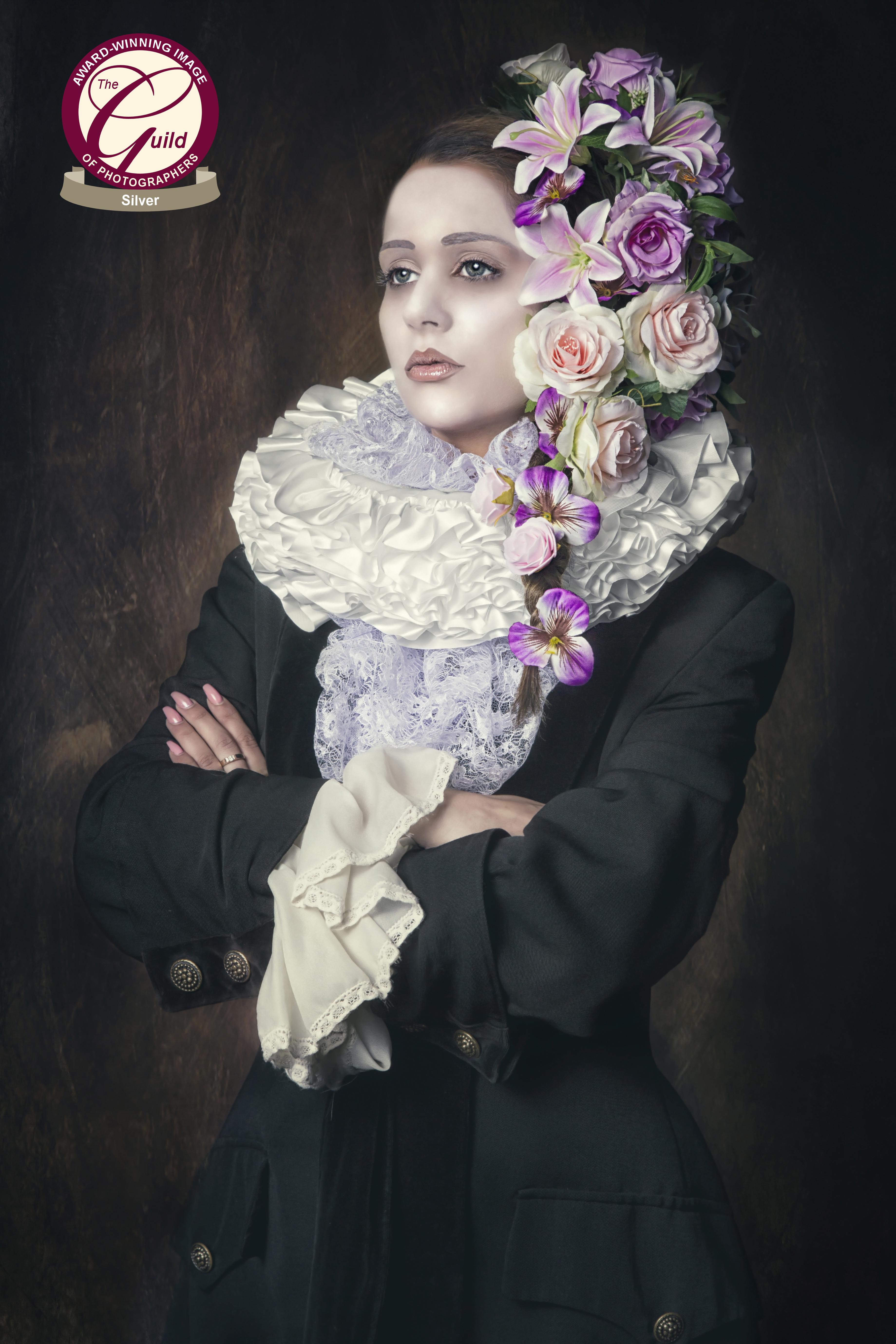 Flower girlF