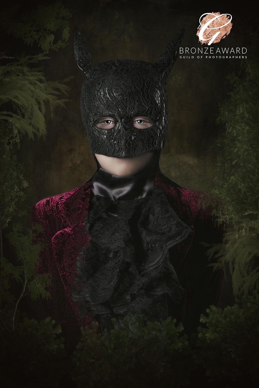 Little Old fashioned Batman