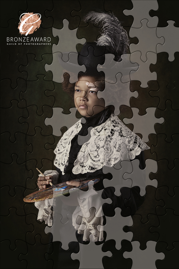 Little Rembrandt puzzle