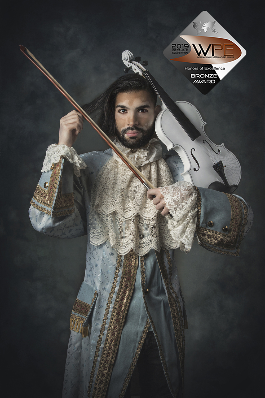 Violin Art met farieda
