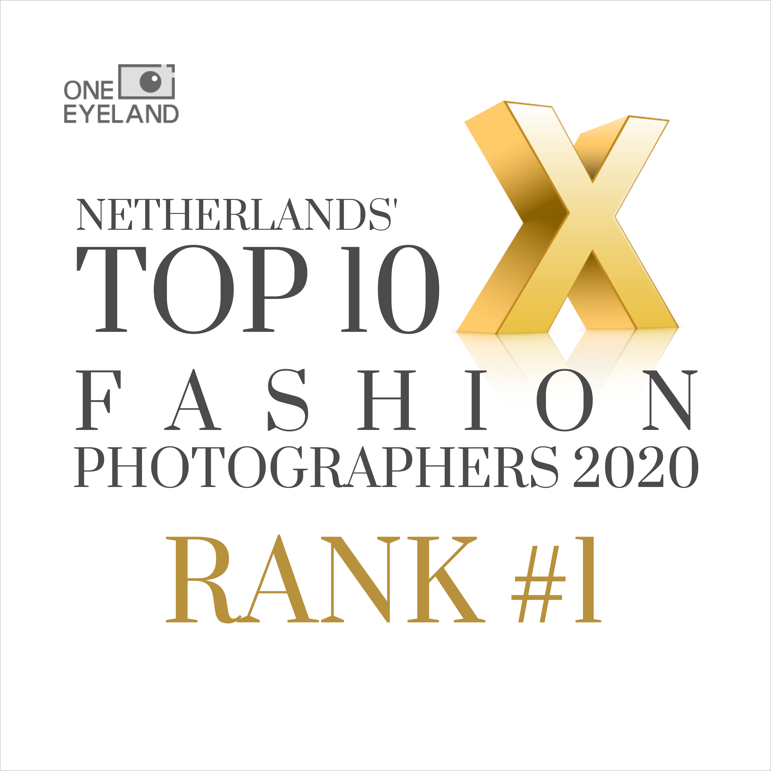 badge-Netherlands's Top 10 Fashion Photographers 2020 - Carola Kayen Mouthaan