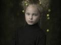 Little aple girl