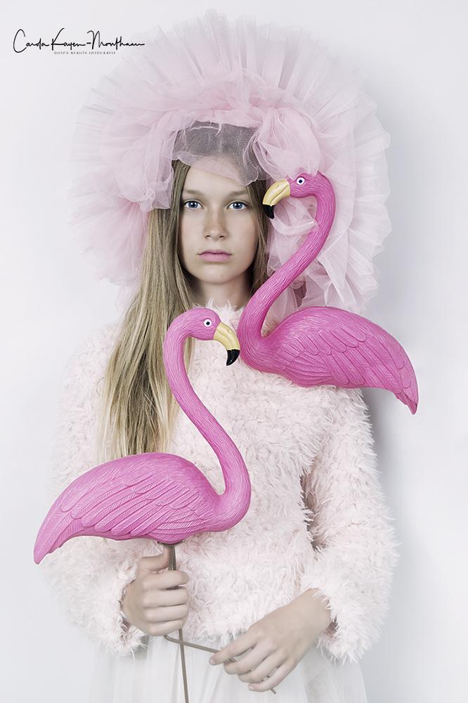 Pink art