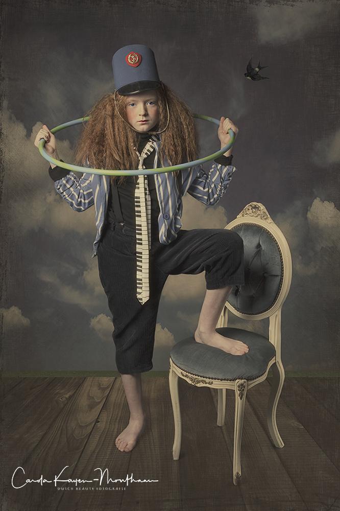 art circus girl