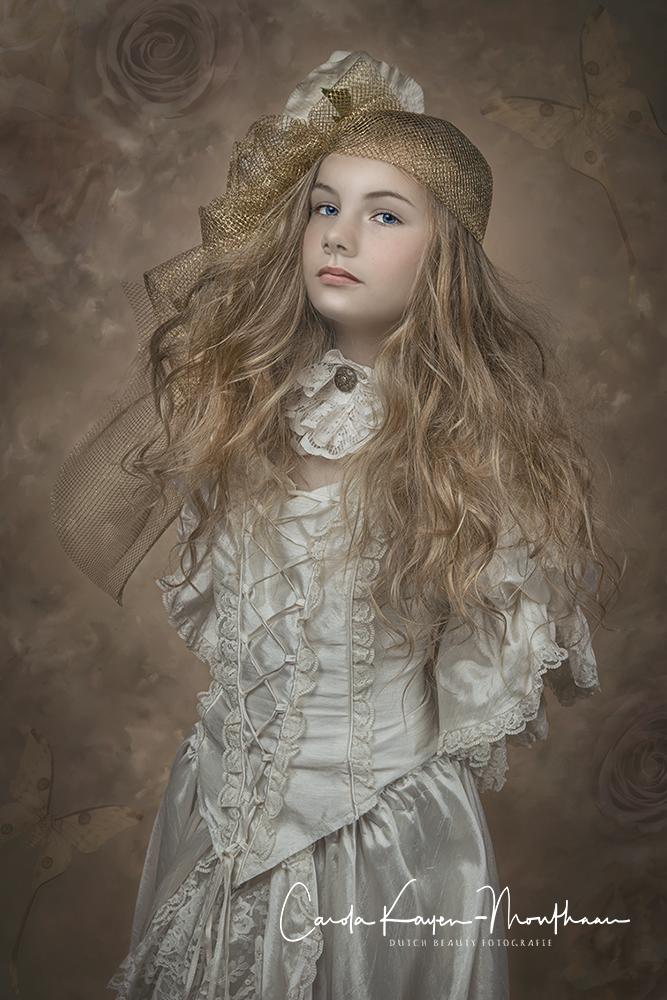 art lovely girl