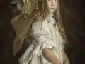 Golden girl art