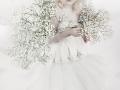 art little albino girl