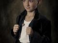 art little boy