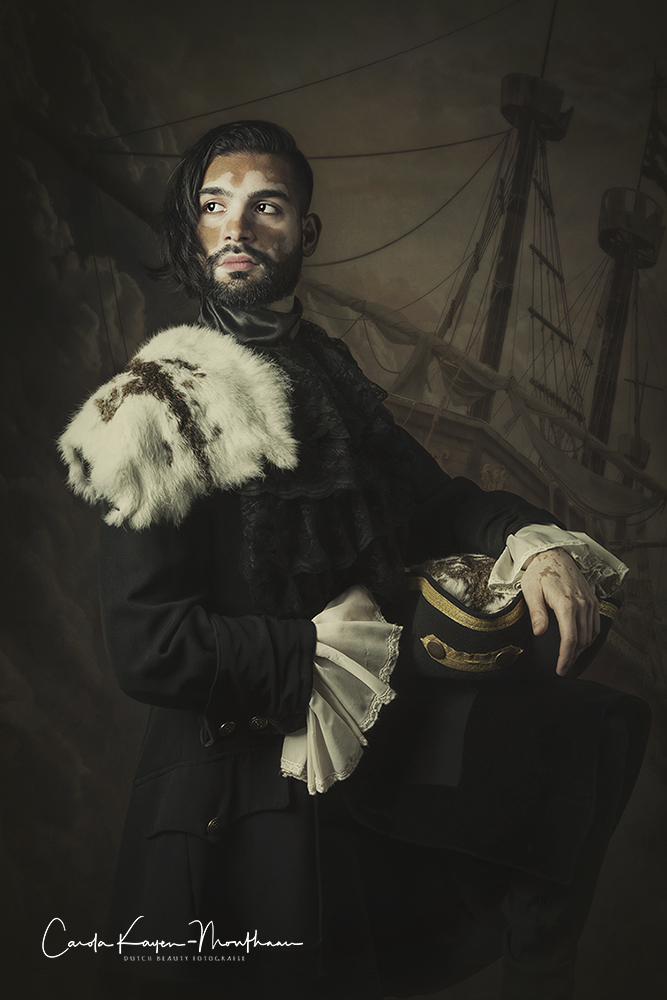 Captain Faried art
