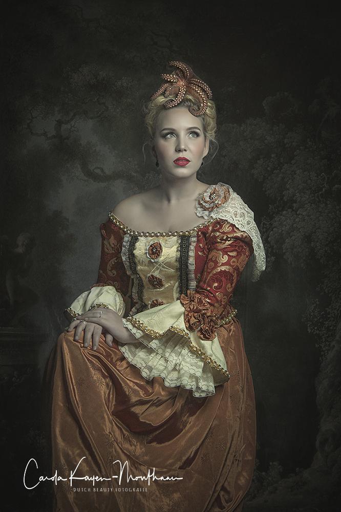 Lady Julia art