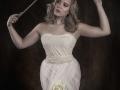 The Violin Lady art