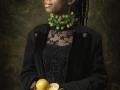art Lemon Girl